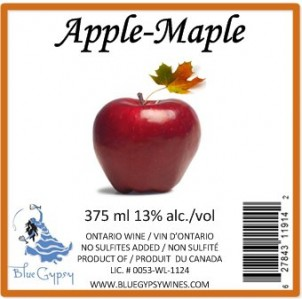 Apple-Maple Wine